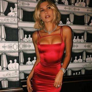 NWT RED DRESS 🔥